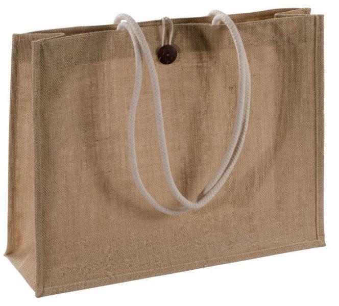 Τσάντα γιούτα 67536