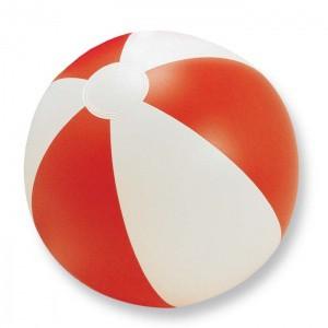 Μπάλα παραλίας IT1627 Χρώμα - Λευκό/μπλε