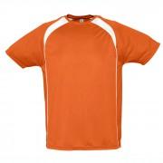 Ανδρ. T-shirt Match 11422