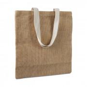 Τσάντα γιούτα MO7264