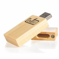 Usb Flash Drive Wooden