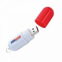 Usb Flash Drive Capsule