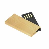 Usb Flash Drive Razor Wood